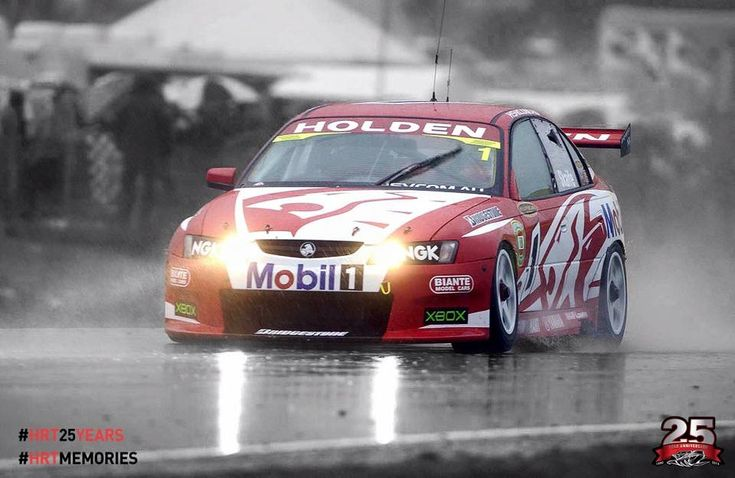 HRT - Mark Skaife 2003 Phillip Island VIC
