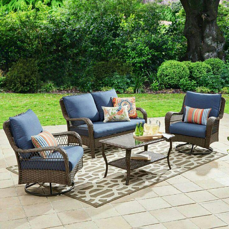 Best Blue Sofa Fabric Patio Furniture Conversation Sets 640 x 480