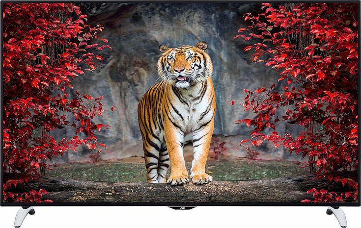 JVC LT-65V73AU LED-Fernseher (165 cm / (65 Zoll), Smart-TV Jetzt bestellen unter: https://moebel.ladendirekt.de/wohnzimmer/tv-hifi-moebel/tv-racks/?uid=c799cdee-37e0-5023-83a5-620965d5ec22&utm_source=pinterest&utm_medium=pin&utm_campaign=boards #tvracks #wohnzimmer #tvhifimoebel Bild Quelle: quelle.de