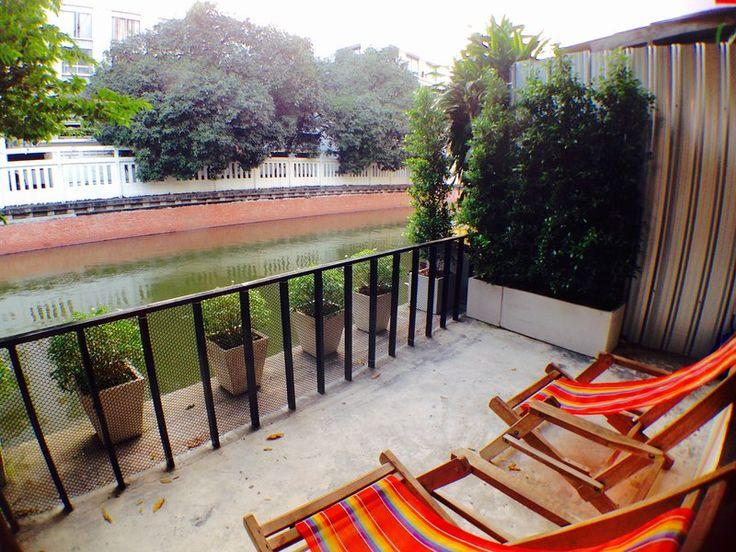 VIMAN GUESTHOUSE : CANAL VIEW | TripAdvisor - Bangkok Location de vacances