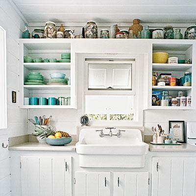 26 best images about kitchen ideas on pinterest for Above kitchen cabinet storage ideas