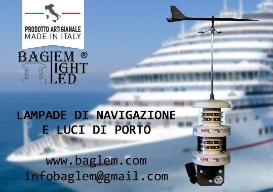 Venite a scoprire le nuove luci Baglem Light Led® per la navigazione!, Tarcento, BAGLEM® LIGHT LED