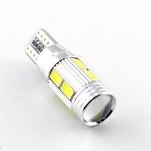 1 stk. 5W Bilpære med blinklys, parkeringslys, bremselys og sidelys