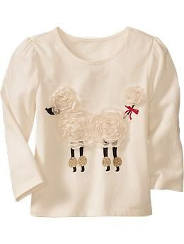 Embellished Graphic Tees for Baby | Old Navy