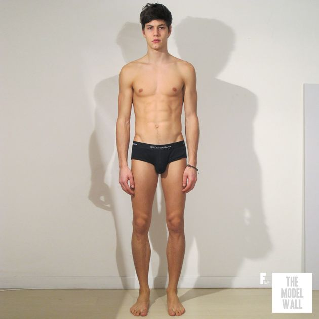 "F.TAPE ""The Model Wall"" (jan, 2012) http://ftape.com/model/?portfolio=simone-nobili"