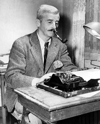"""I discovered that my own little postage stamp of native soil was worth writing about and that I would never live long enough to exhaust it, and by sublimating the actual into apocryphal I would have complete liberty to use whatever talent I might have to its absolute top."" -  William Faulkner, Paris Review via LAT, 1956"