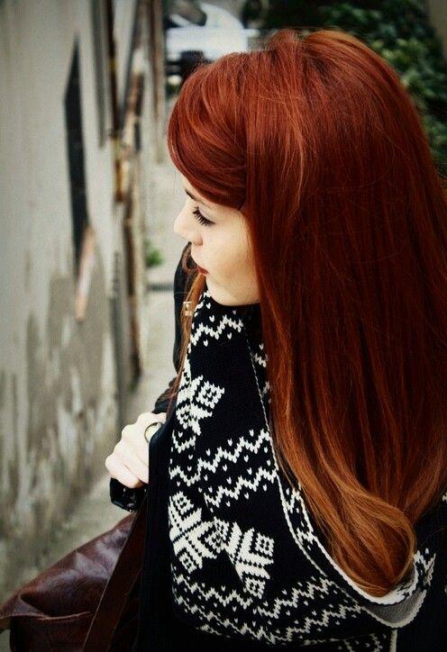 Hermoso rojo