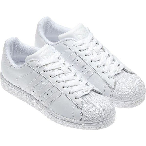 Adidas Superstar 2.0 Shoes (280 BRL) ❤ liked on Polyvore featuring shoes, sneakers, adidas, adidas footwear, grip trainer, adidas shoes, adidas sneakers and retro sneakers