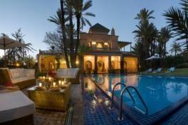 Le Palmeraie Village est composé de 300 appartements tout équipés avec terrasse variant de 1, 2 à 3 chambres et de villas avec piscine privée.