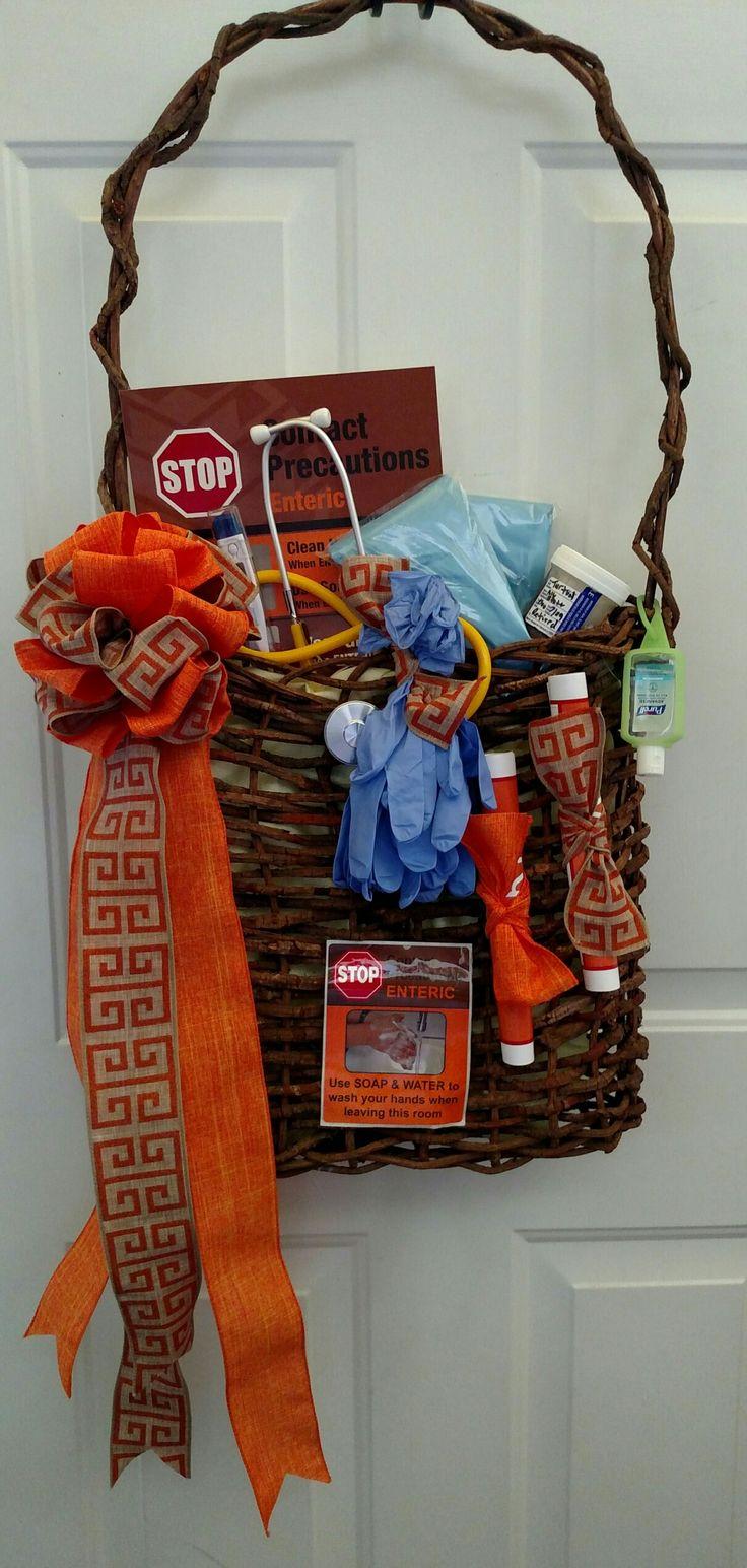Contact Enteric - door basket