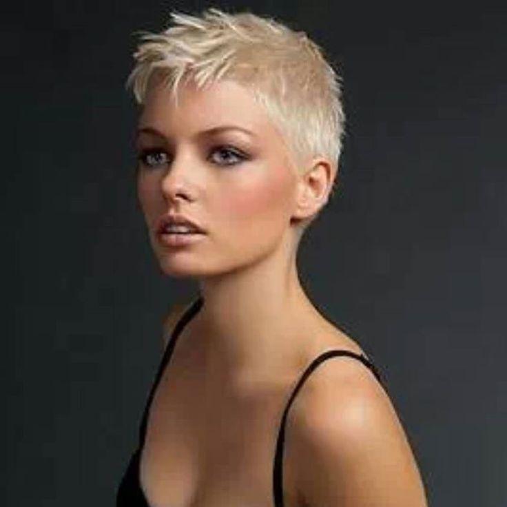 357 besten Frisuren  Kurze Haare Bilder auf Pinterest