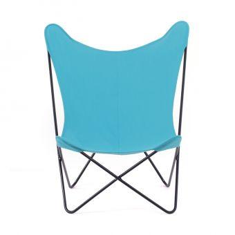 Chaise Papillon Turquoise