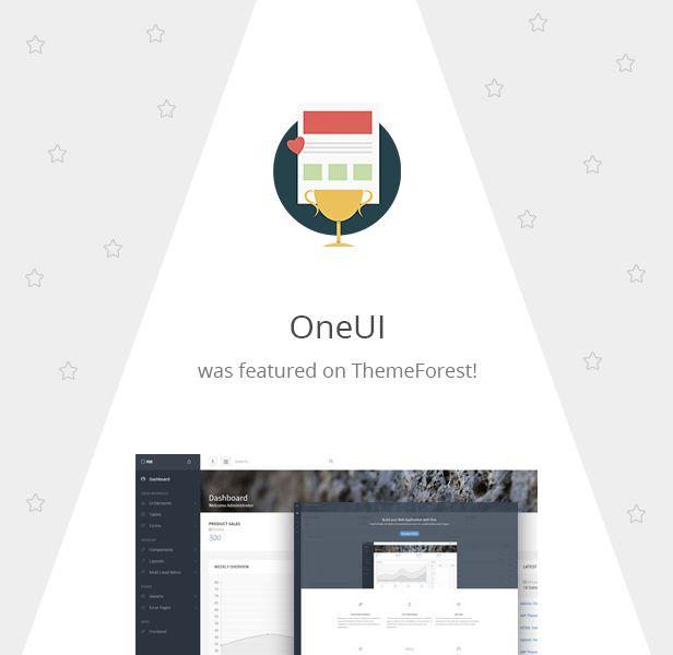 OneUI Admin Dashboard Template & UI Framework - Download theme here : http://themeforest.net/item/oneui-admin-dashboard-template-ui-framework/11820082?ref=pxcr