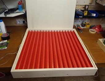 Schublade/Kasten für Bohrer Holz,Holzkiste,Werkzeugkasten,Bohrerkiste