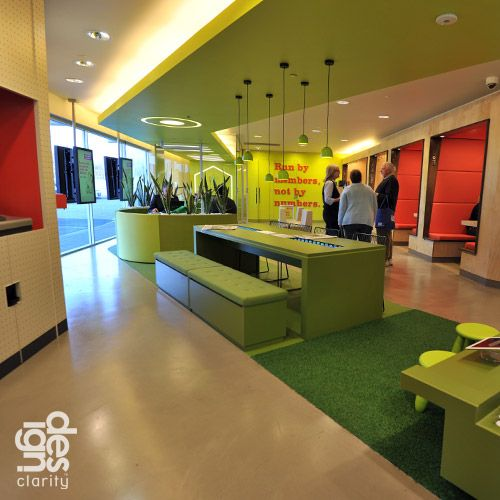Partners Credit Union Branch: ACSL Credit Union, Designed By Design Clarity
