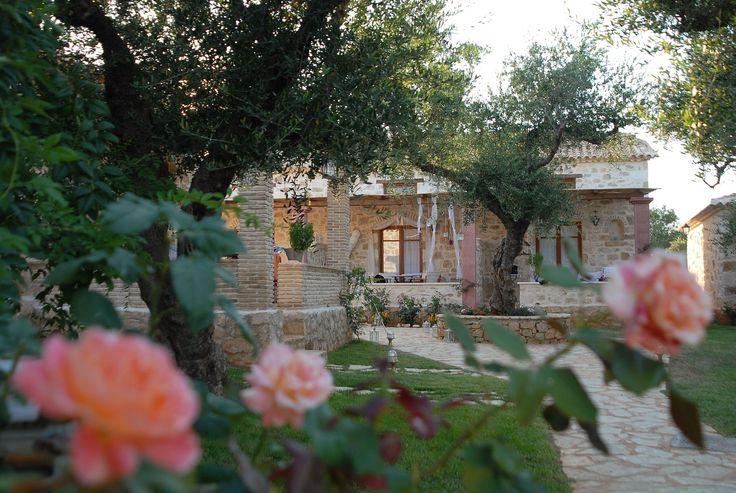 #PaliokalivaVillage #Zante #Zakynthos #Greece #Garden #Wedding