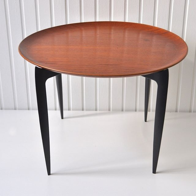 new in: svend aage willumsen & h. engholm tray top table for fritz hansen... achtgrad designklassiker Krefeld
