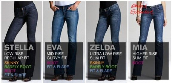 I'm a Zelda girl....Express is the only place I shop for jeans ...