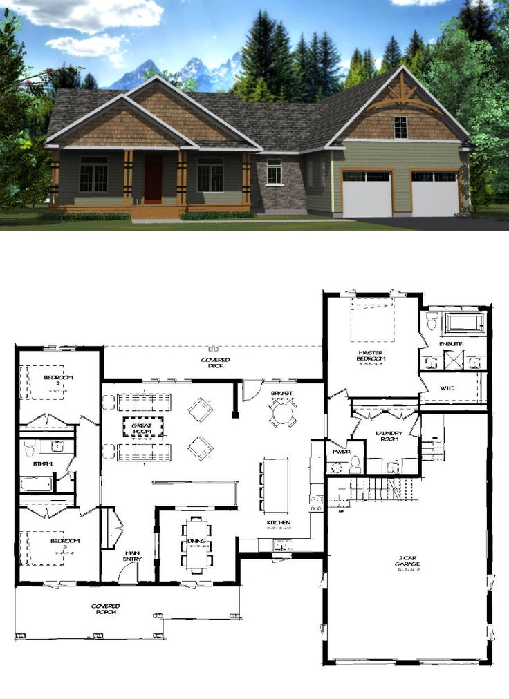 Garage drawings autocad woodworking projects plans for Front garage house plans