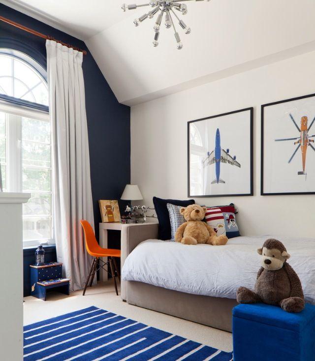 17 Best Ideas About Blue Accent Walls On Pinterest