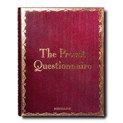 The Proust Questionnaire