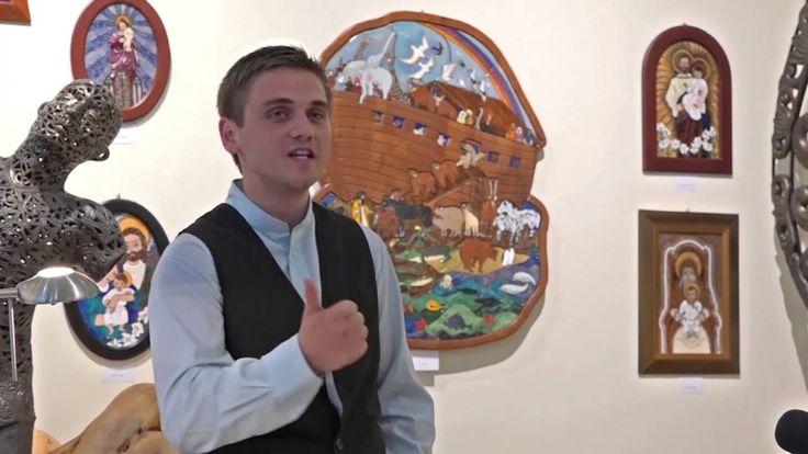 Művészek és művek Dsida Jenő emlék est a Józsa Judit galériában