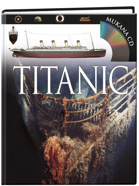 """Titanic-kirja sisältää jännittävää tietoa mahtialuksen uppoamisesta!  Oletko aina halunnut tietää, mitä Titanicin uppoamisessa oikeasti tapahtui? Laaja tietokirja kertoo kiinnostavasti yli sata vuotta sitten uponneen loisteliaan matkustajalaivan taustoista ja turmayön tapahtumista. Miten """"uppoamaton"""" laiva saattoi upota, ketkä olivat tarinan todelliset sankarit ja olisiko onnettomuus voitu välttää?"""