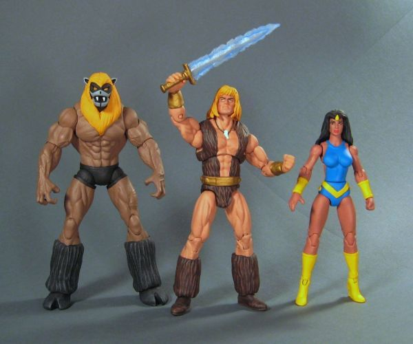 Thundarr the Barbarian (Thundarr the Barbarian) Custom Action Figure