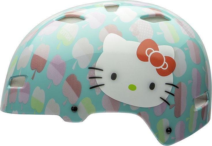 Bell Children Hello Kitty Multi-Sport Helmet