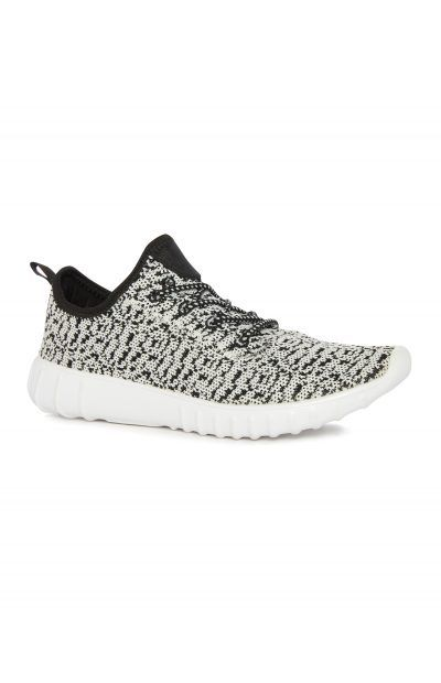 Knit Mesh Trainers, £12, Primark
