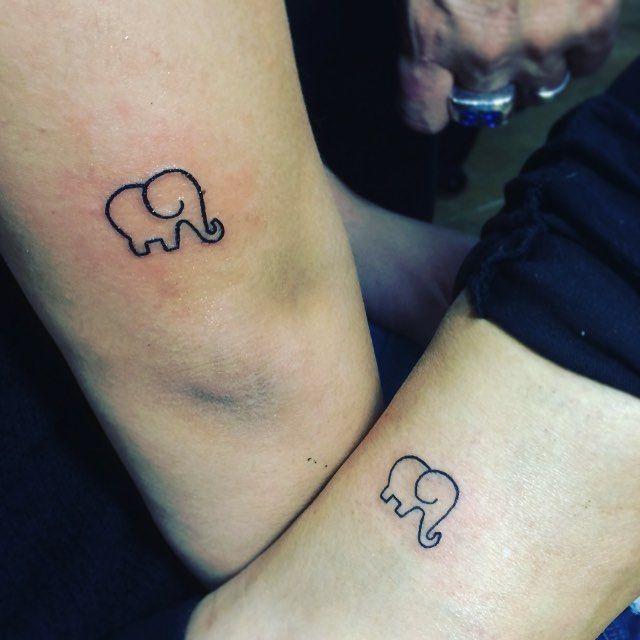 Inspire-se e entenda o significado das tatuagens de elefante - http://eleganteonline.com.br/inspire-se-e-entenda-o-significado-das-tatuagens-de-elefante/