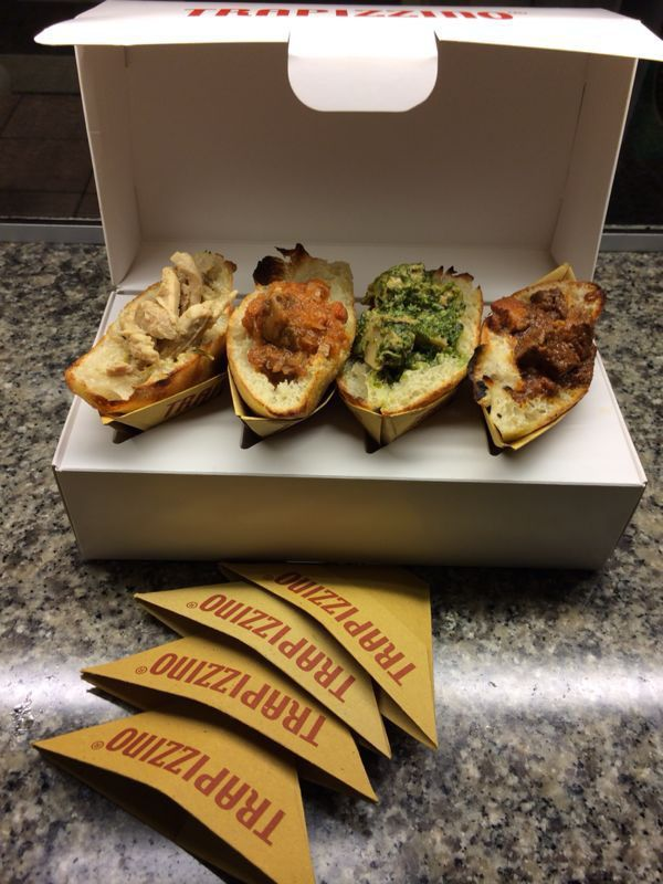 Image result for trapizzino packaging