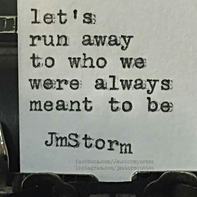 lets run away
