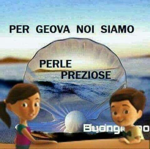 """Pin di Anna Iovinella su """"Geova amore infinito ..."""