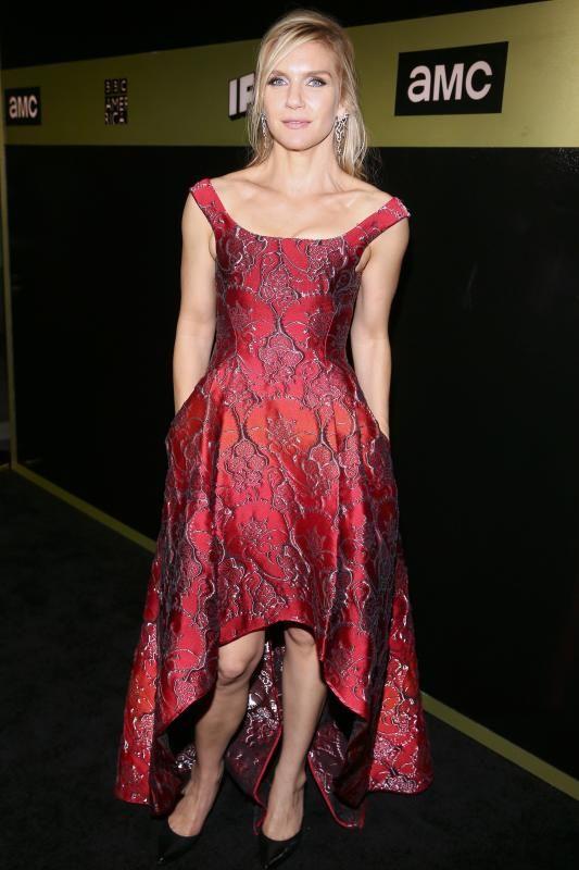 Rhea Seehorn - 2017 Emmy Awards afterparties