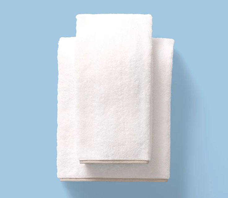 Piped Edge Starter Pack Light Blue Piping No Embroidery With Images Beautiful Towels Starter Pack Luxury Towels