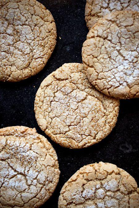 Jumbo Maple Sugar Cookies