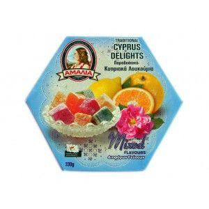 Amalia Mixed Delights (Loukoumi) 330g