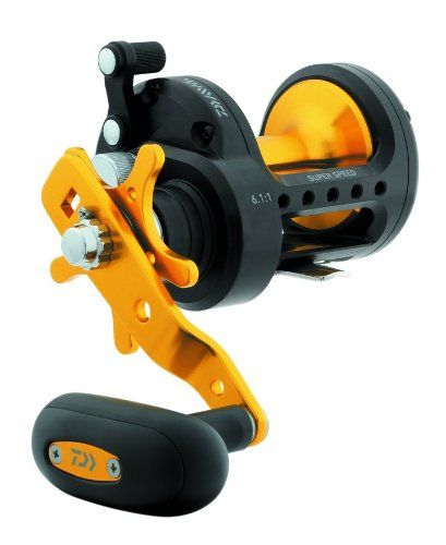 Special Offers - Daiwa STTBG35TH Saltist 35 High Speed Black Gold Conventional Saltwater Reel - In stock & Free Shipping. You can save more money! Check It (April 03 2016 at 11:44AM) >> http://fishingrodsusa.net/daiwa-sttbg35th-saltist-35-high-speed-black-gold-conventional-saltwater-reel/