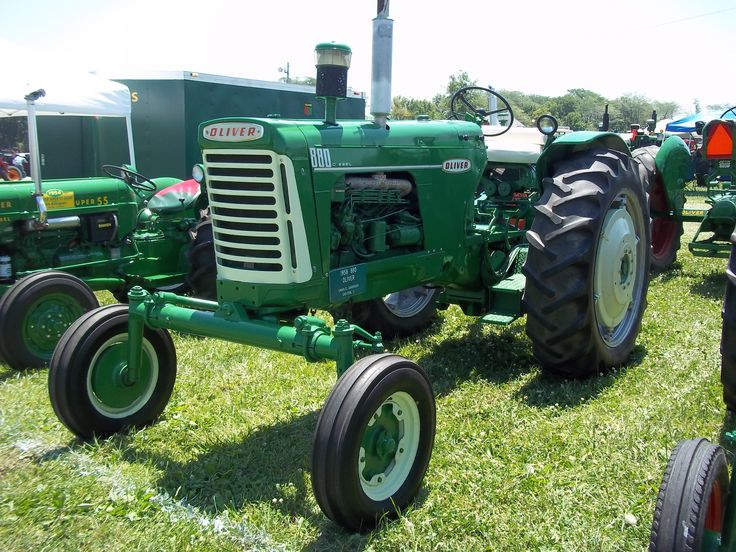 880 Ford Tractors : Best oliver images on pinterest tractors tractor