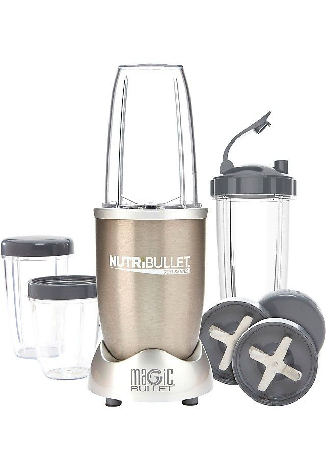 NUTRIBULLET - Nutribullet Pro 900 Series Superfood Nutrition extractor | Selfridges.com
