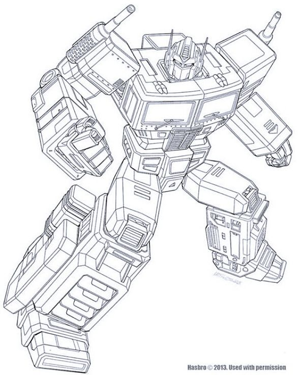 40 Cool Transformers Drawings For Instant Inspiration Em 2020