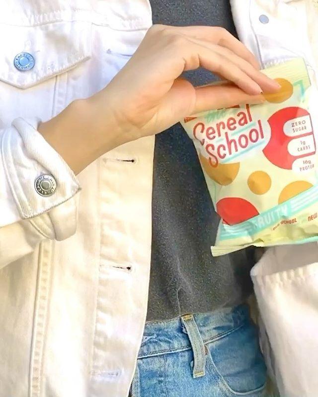 Keto, Cereal, School