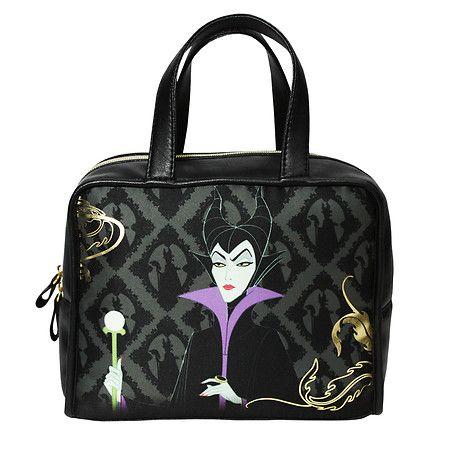 Halloween Season Begins With New Disney Villains Makeup Bags At Walgreens!