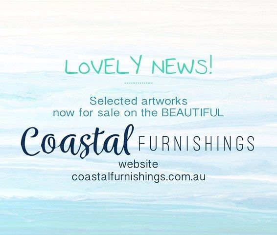 I'm excited to announce that the beautiful Coastal Furnishings on line store is now selling my original beachartwork paintings @coastalfurnishings  #coastalfurnishings #originalpainting #originalart #contemporaryroom #abstractart #abstractpainting #interiordesign #abstractartist #goldcoastartist #goldcoast #contemporaryart #beachart #beach #ocean #sea #waterpainting #waterart #abstractwater