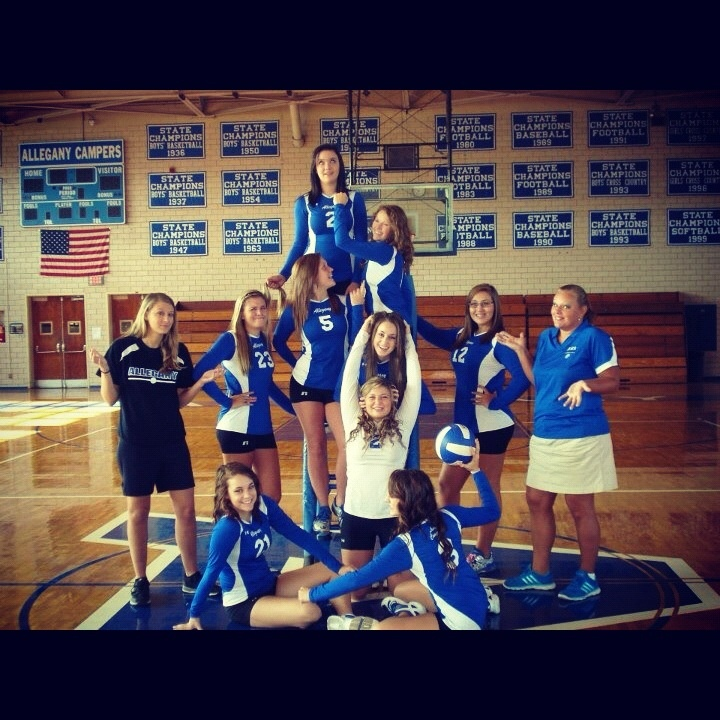 Fun volleyball team pictures the image for Team picture ideas