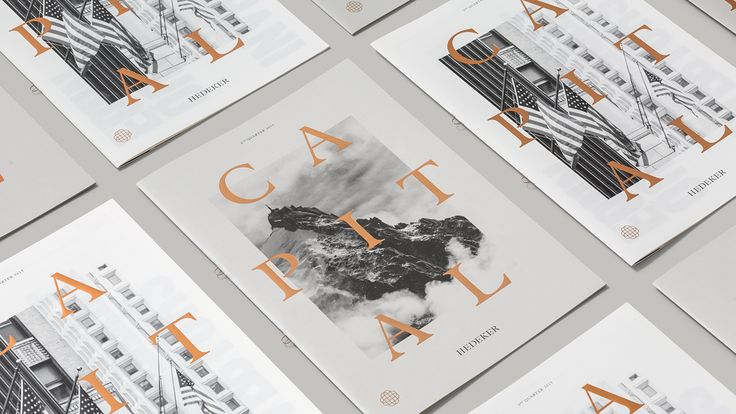 The Socio Design folks keep delivering incredible work. We have featured some of their projects but they always share something new that is worth sharing here on Abduzeedo. The project we want to highlight is the Capital Magazine.
