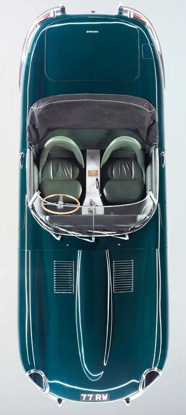 Jaguar E Type, Series I, OTR