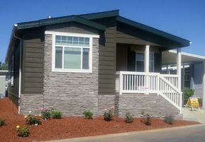 mobile home exterior colors | Related Post from Considering Exterior Design for Mobile Homes