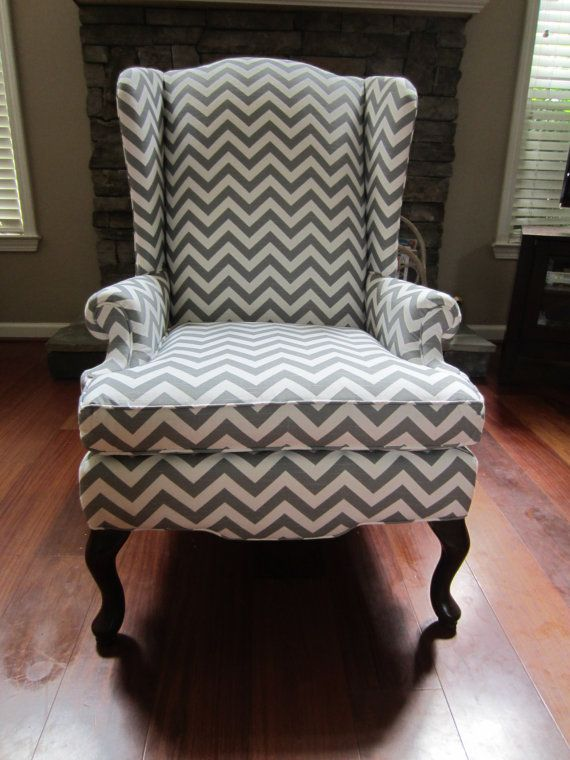 Accent Chair - Grey Beach